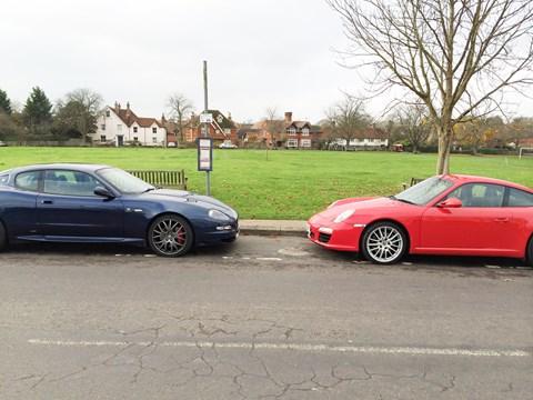 Used Porsche or Maserati?