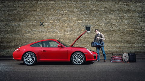 Porsche 911 Carrera used 997 long,term test review (2015
