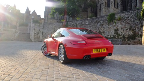Porsche 911 Carrera: used 997 long-term test review (2015