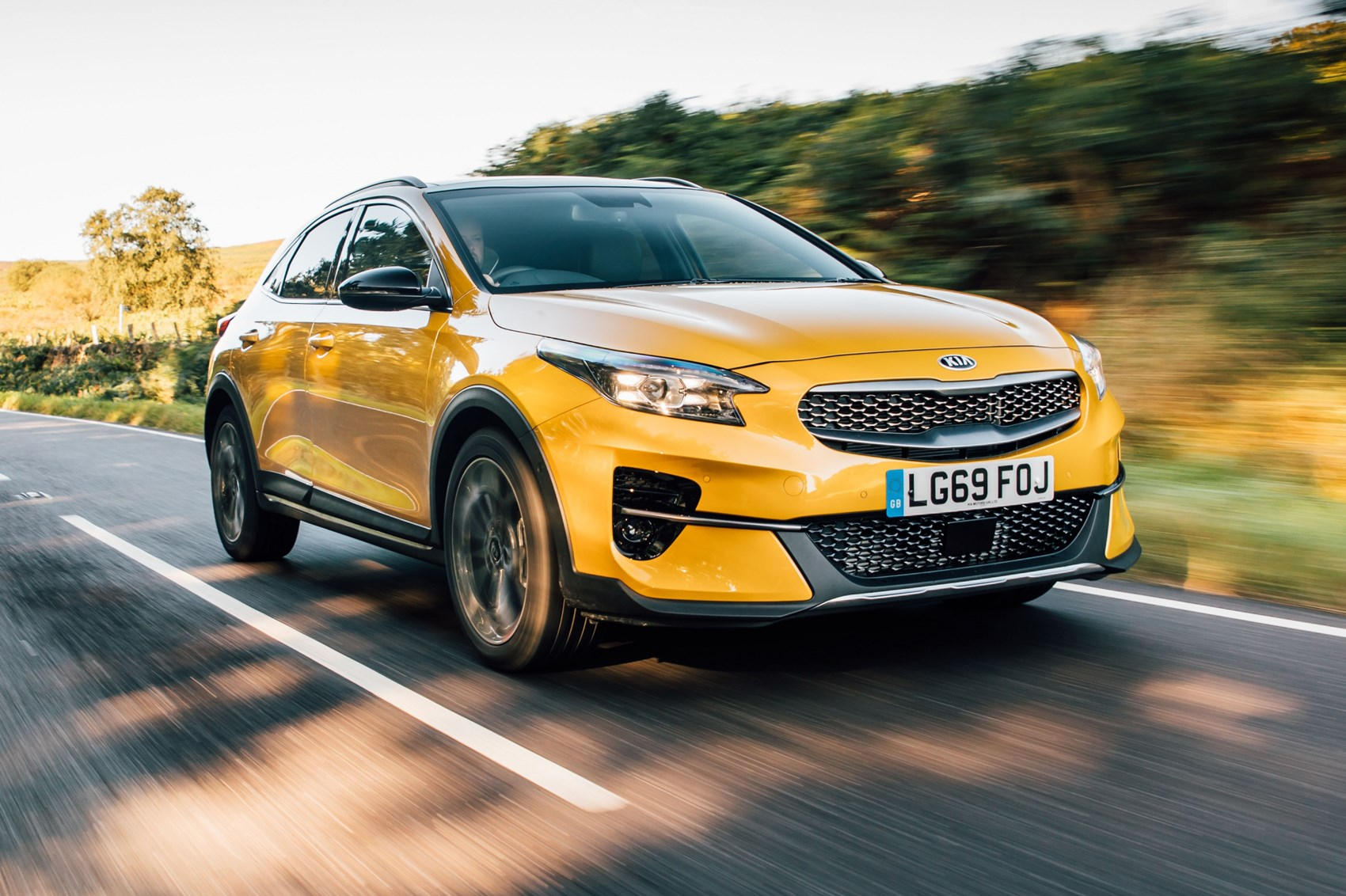 Kia XCeed (2020) review: double agent | CAR Magazine