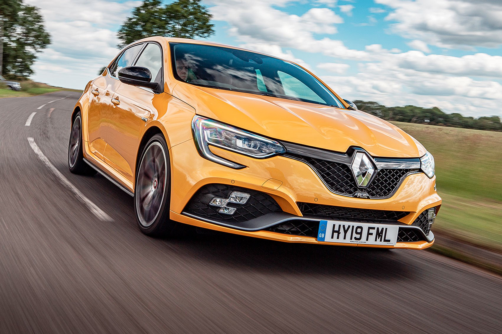 Our Megane RS Trophy: the unnatural starting to feel natural