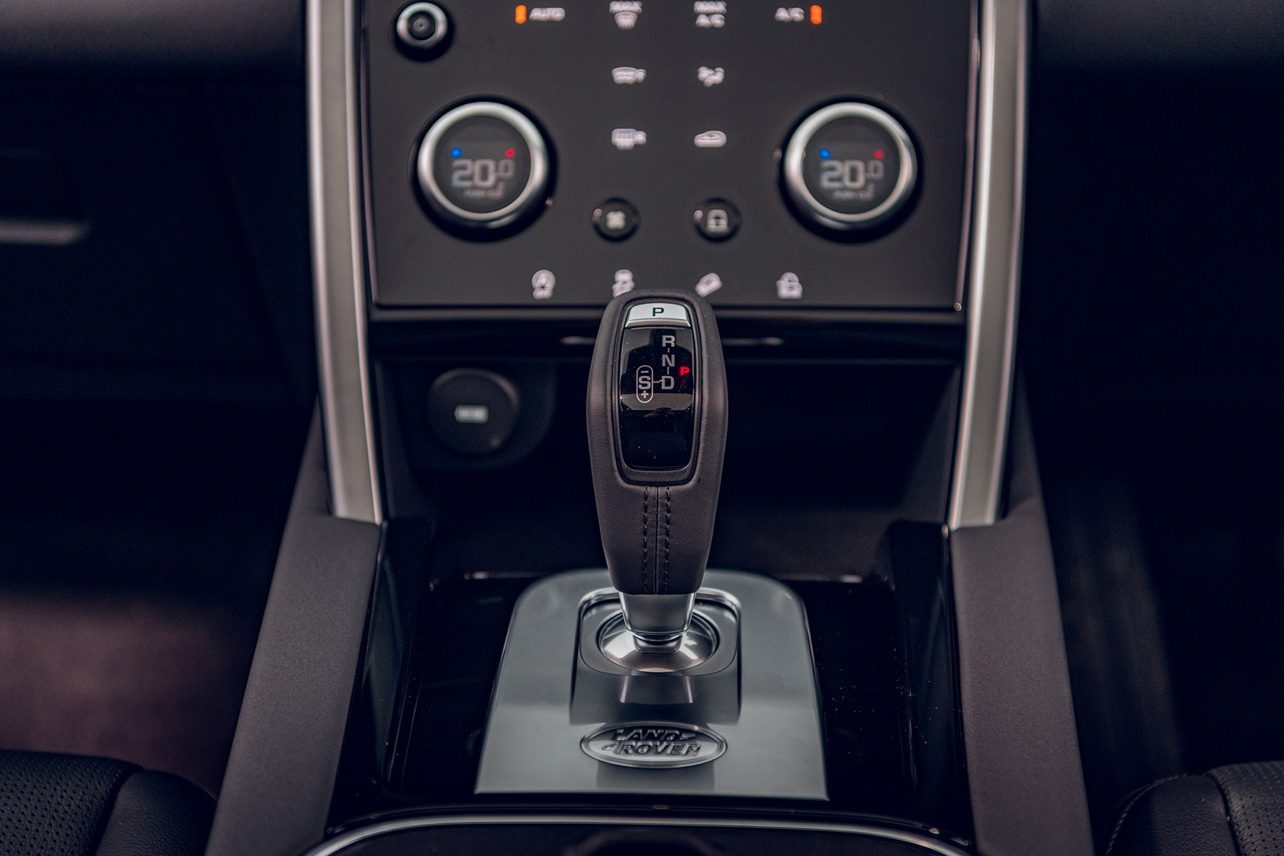 2019 Land Rover Discovery Sport automatic gearbox