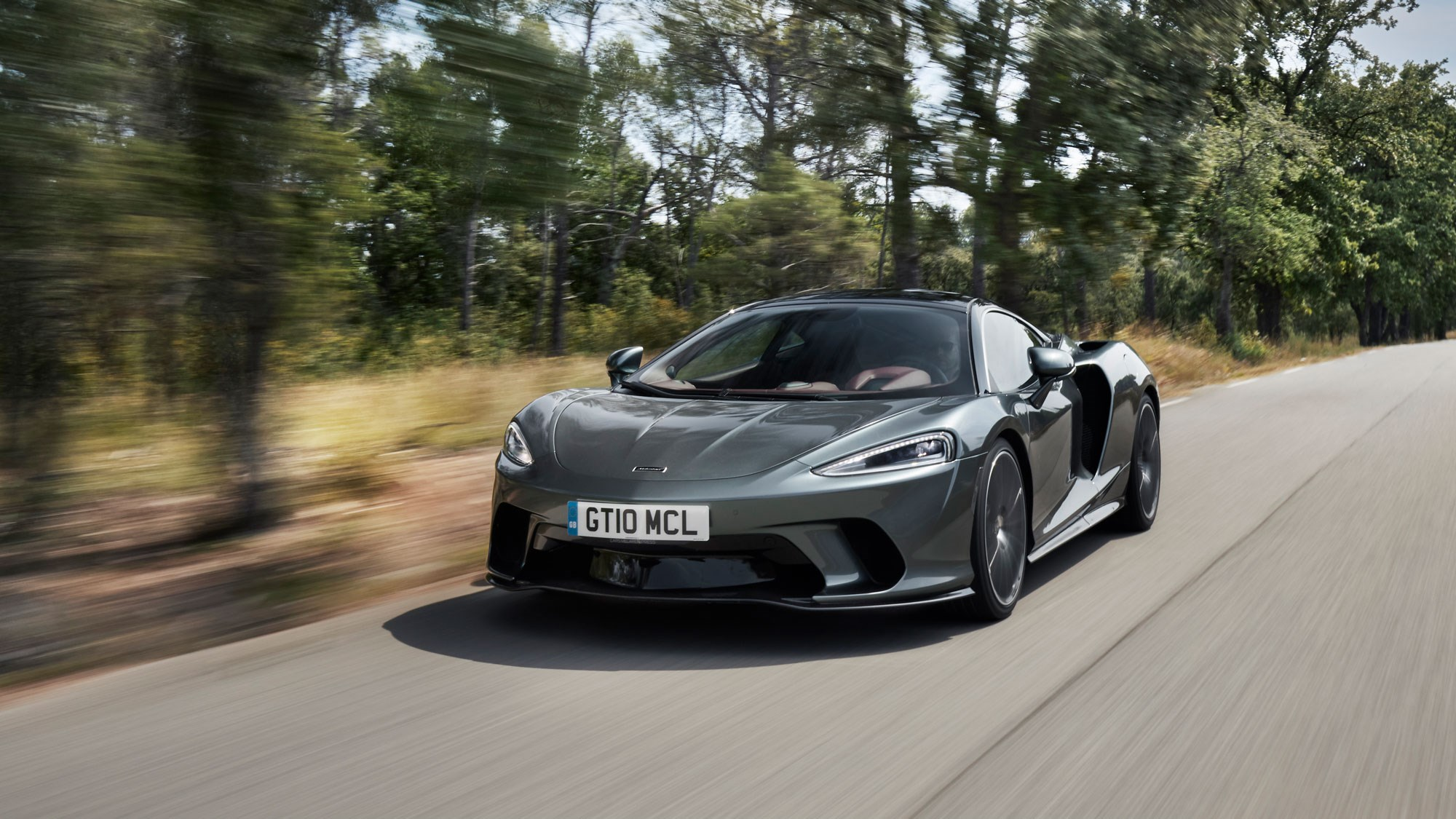 McLaren GT review: Woking's every day supercar?