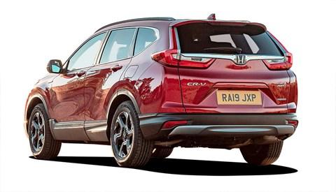Honda CR-V Hybrid long-term test