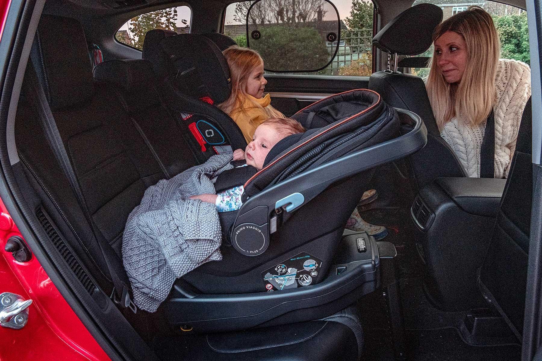 Honda CR-V Hybrid long-term test: a stern family test
