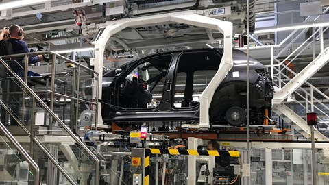 VW ID.3 production