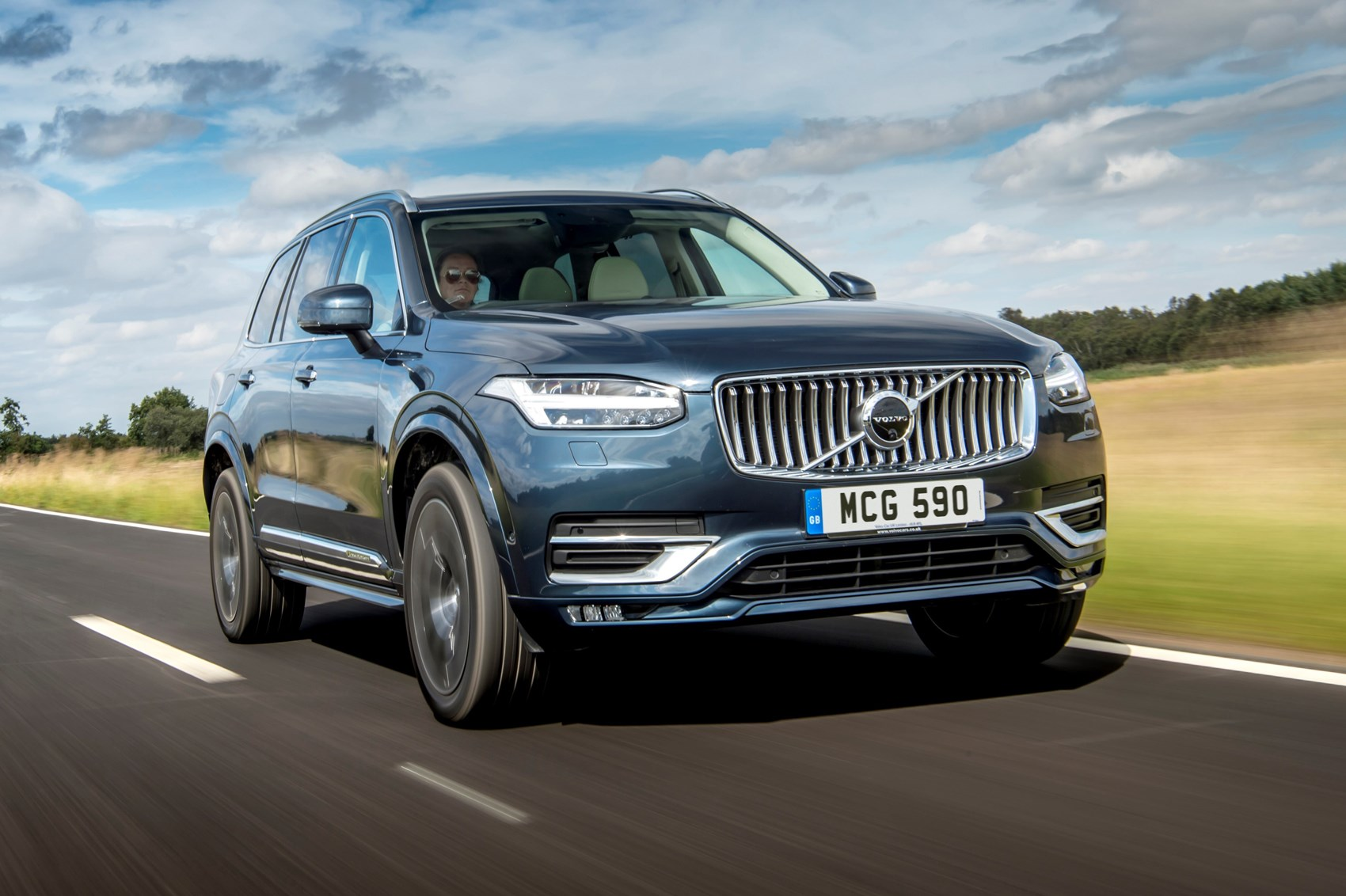 Volvo Xc90 2020 Review A Safe Pair Of Hands Car Magazine