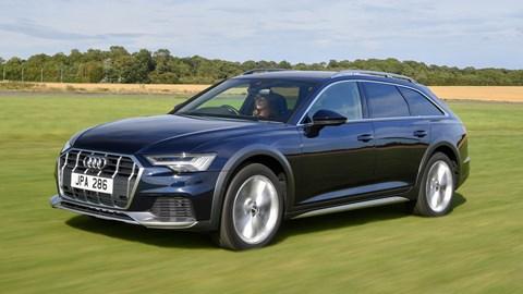 Audi A6 Allroad Quattro 50 Tdi Sport 2019 Review Lofty