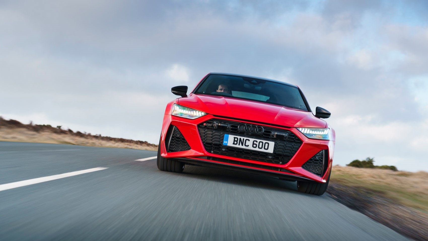 Audi Rs7 Sportback Review Brute In A Suit Car Magazine