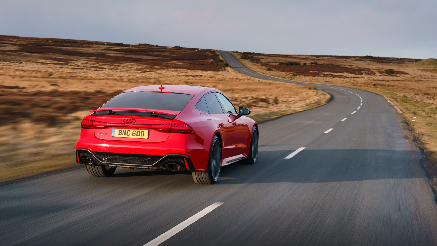 rs7 rear tracking