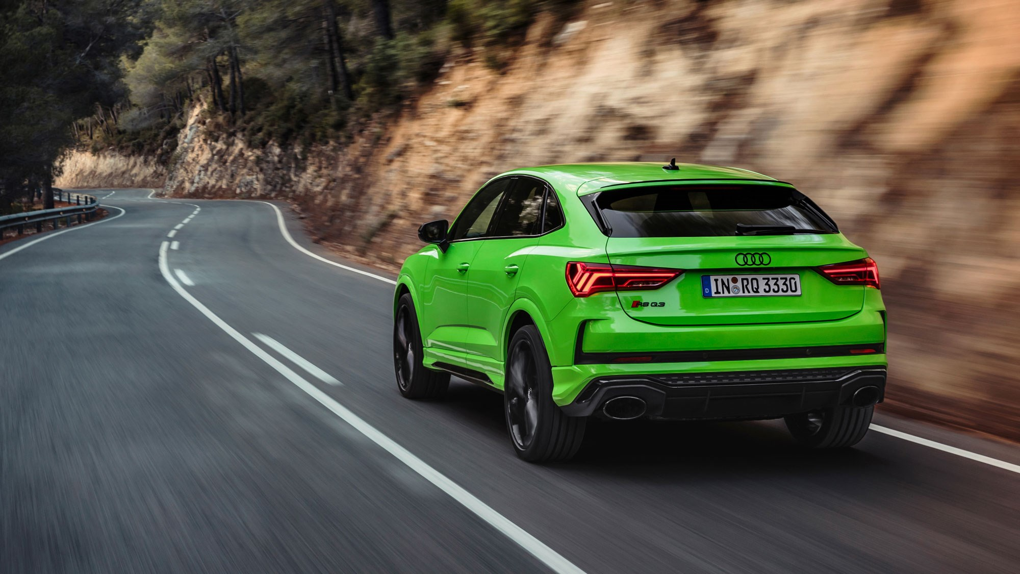 New Audi Rs Q3 Performance Crossover Now Comes In Sportback Too Car Magazine