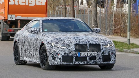 New BMW M4 CS and extra models in the pipeline