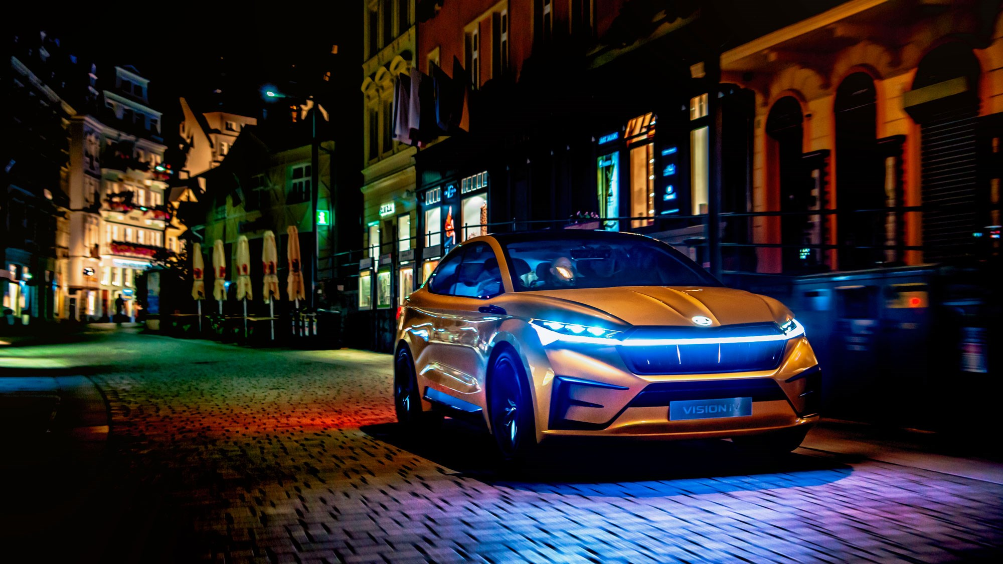 Skoda electric: inside the brand's EV plans