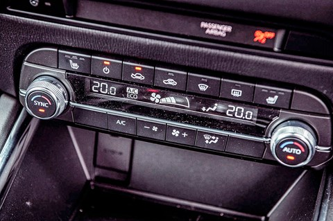 Mazda CX-5 LTT aircon