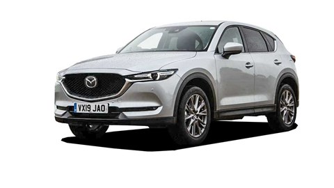Our Mazda CX-5 2.2D 150ps 2wd Sport Nav+