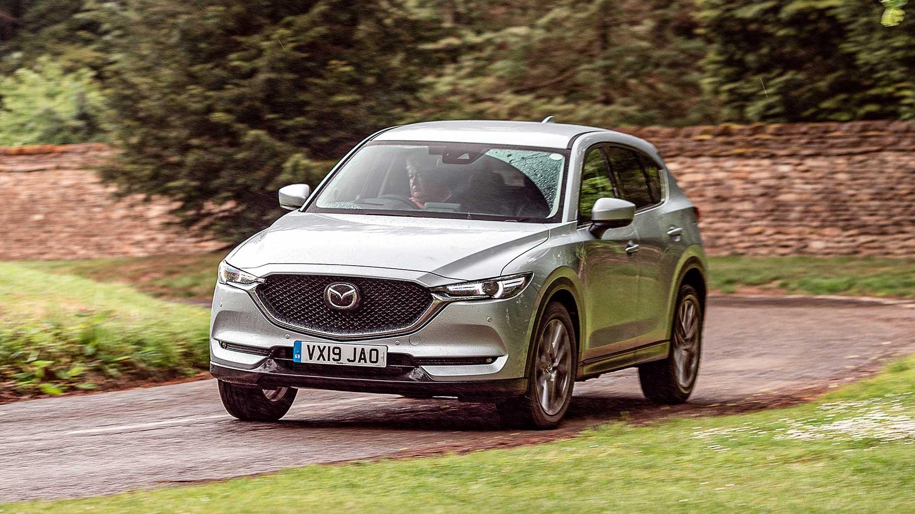 Our Mazda CX-5: slicker shifts and tickertape