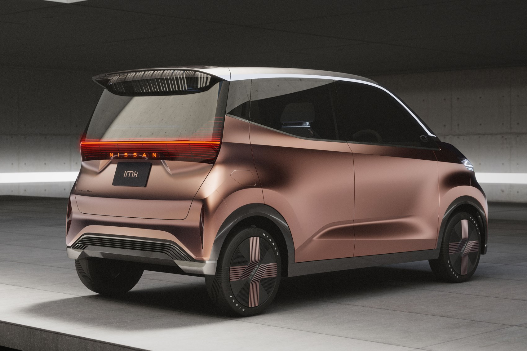 Nissan IMk concept unveiled