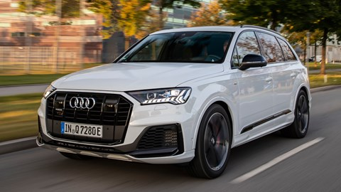 Audi Q7 60 Tfsie Hybrid 2019 Review Electric Dreams Car