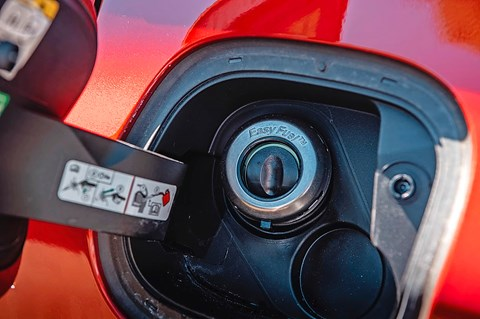 focus ltt fuel cap