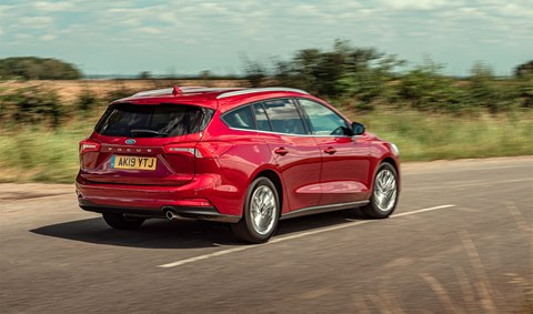 Ford Focus Estate long-term test by CAR magazine: we live with the 1.5 T EcoBoost Titanium X