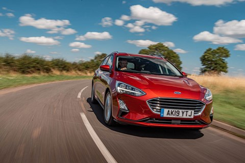 We are testing the new 2019 Ford Focus Estate 1.5 T EcoBoost Titanium X