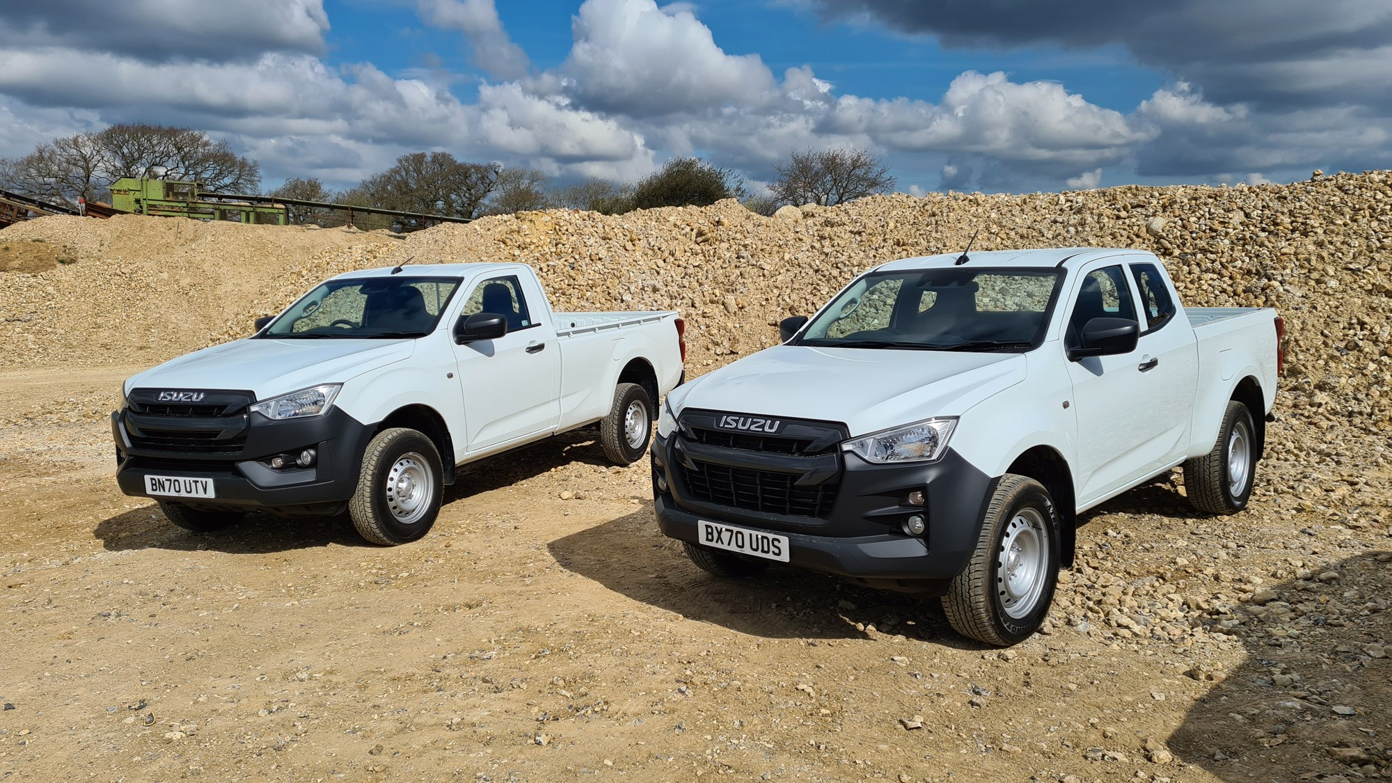 Isuzu D-Max review 2021, Single Cab and Extended Cab