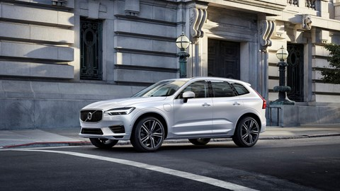 Volvo Hands Over ICE Production to Geely, to Focus on Electric Cars