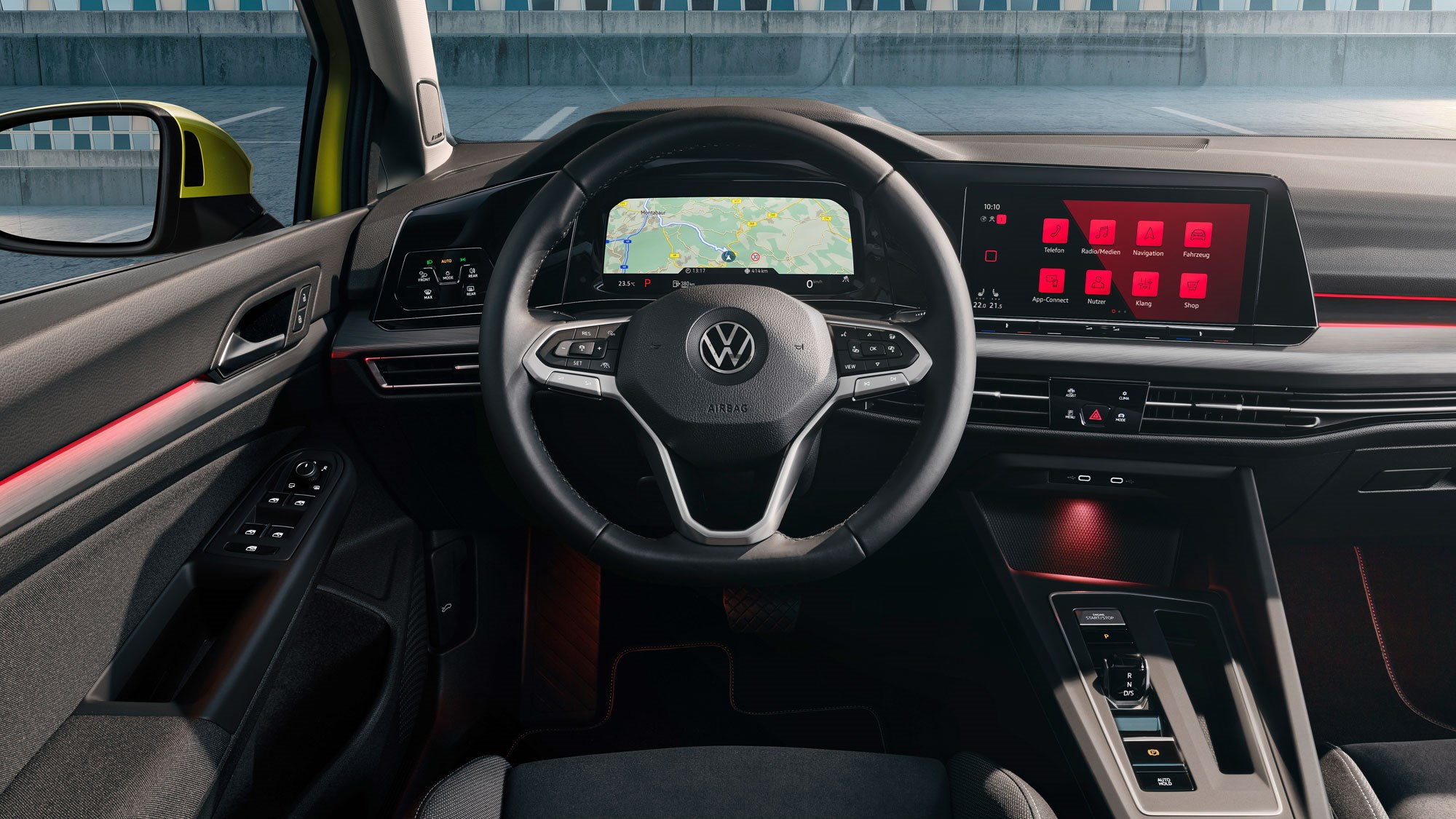 New Volkswagen Golf Mk8 2020 Price Interior Pecs And More Car Magazine