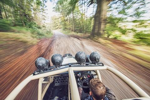 Nomad mud fast track