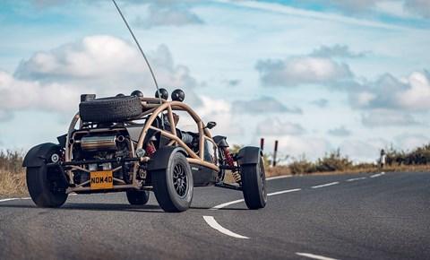 Nomad LTT drift