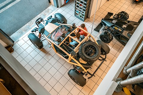 Ariel Nomad: the CAR magazine long-term test