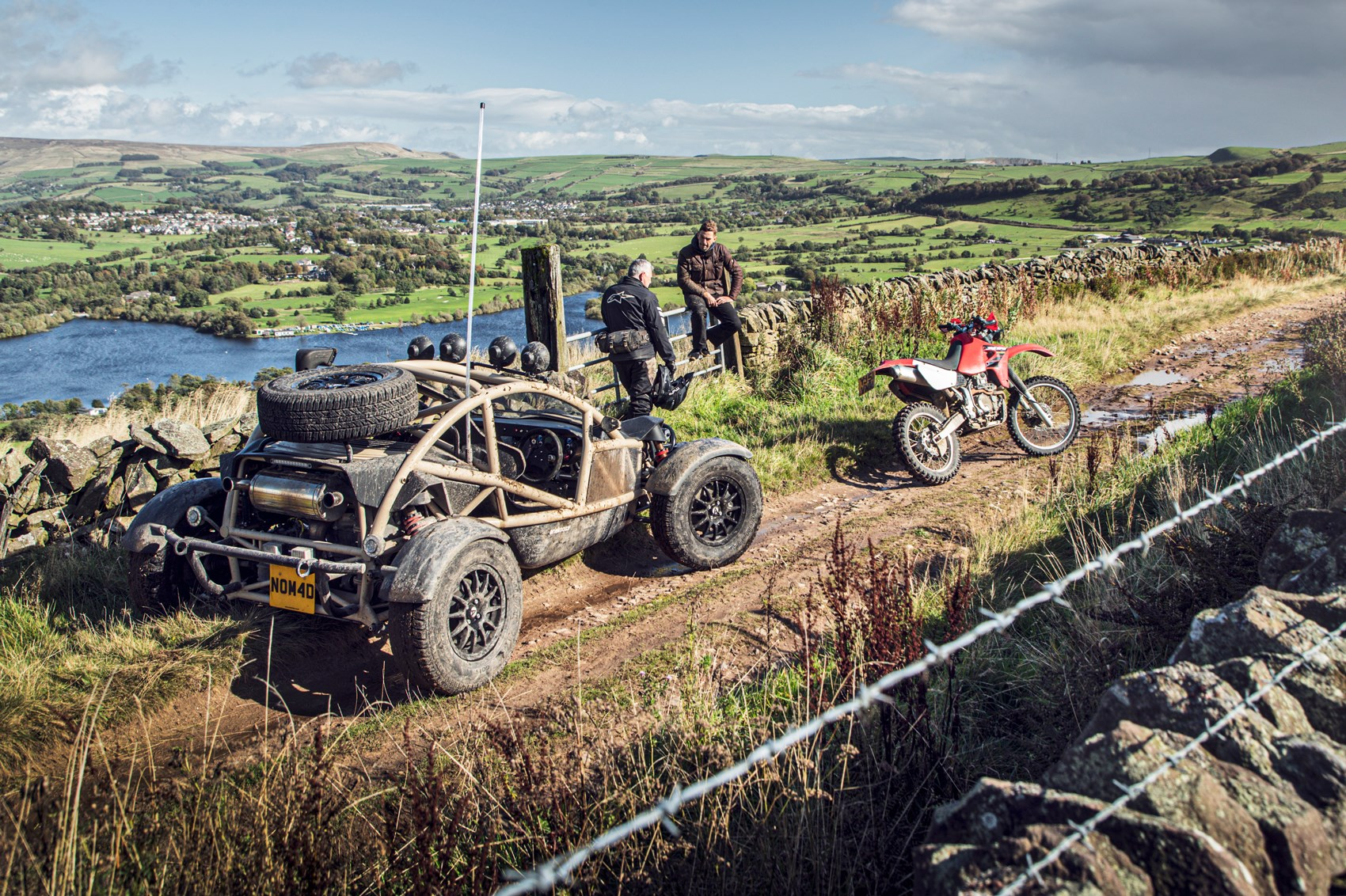 Ariel Nomad long-termer: an off-road adventure