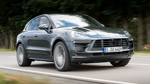 Porsche Macan Turbo (2019) review ultimate firepower