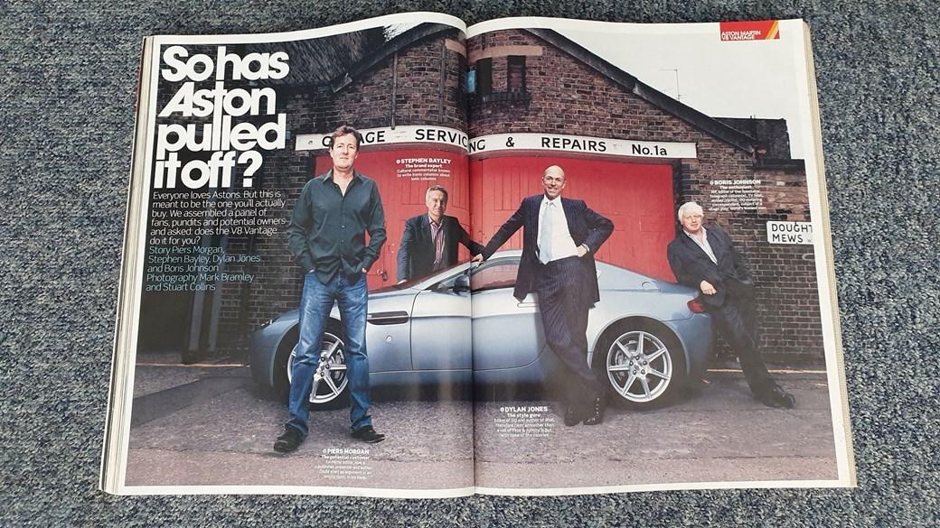 'I hope Boris Johnson makes a better Prime Minister than he did a car writer'