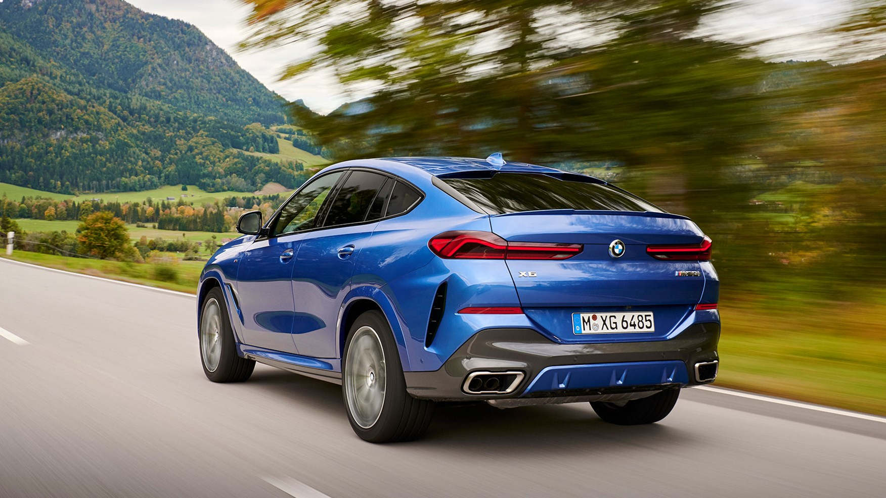 Bmw X6 Review The Marmite Suv Comes Of Age Car Magazine