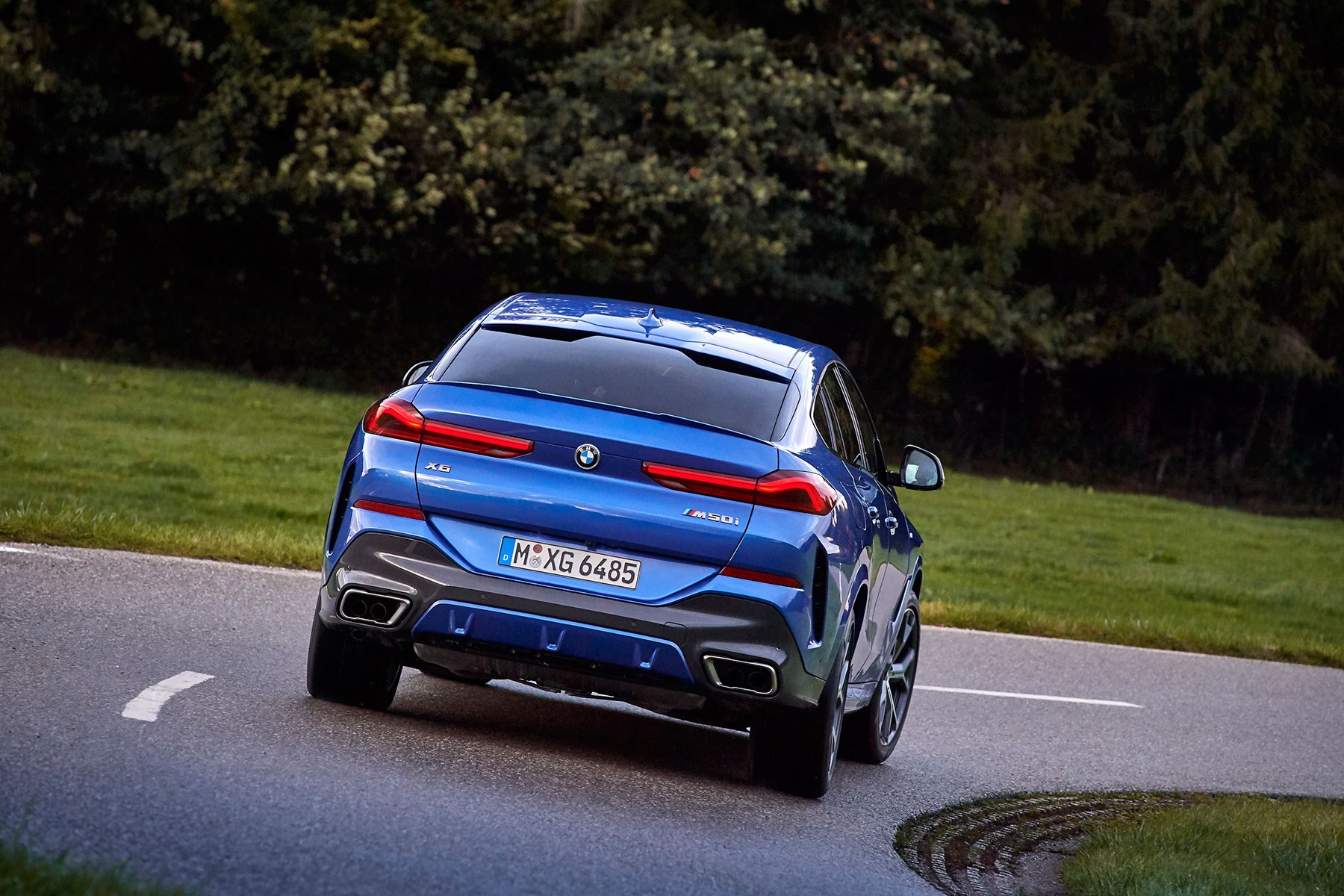 BMW X6 review: we drive the Mk3 SUV