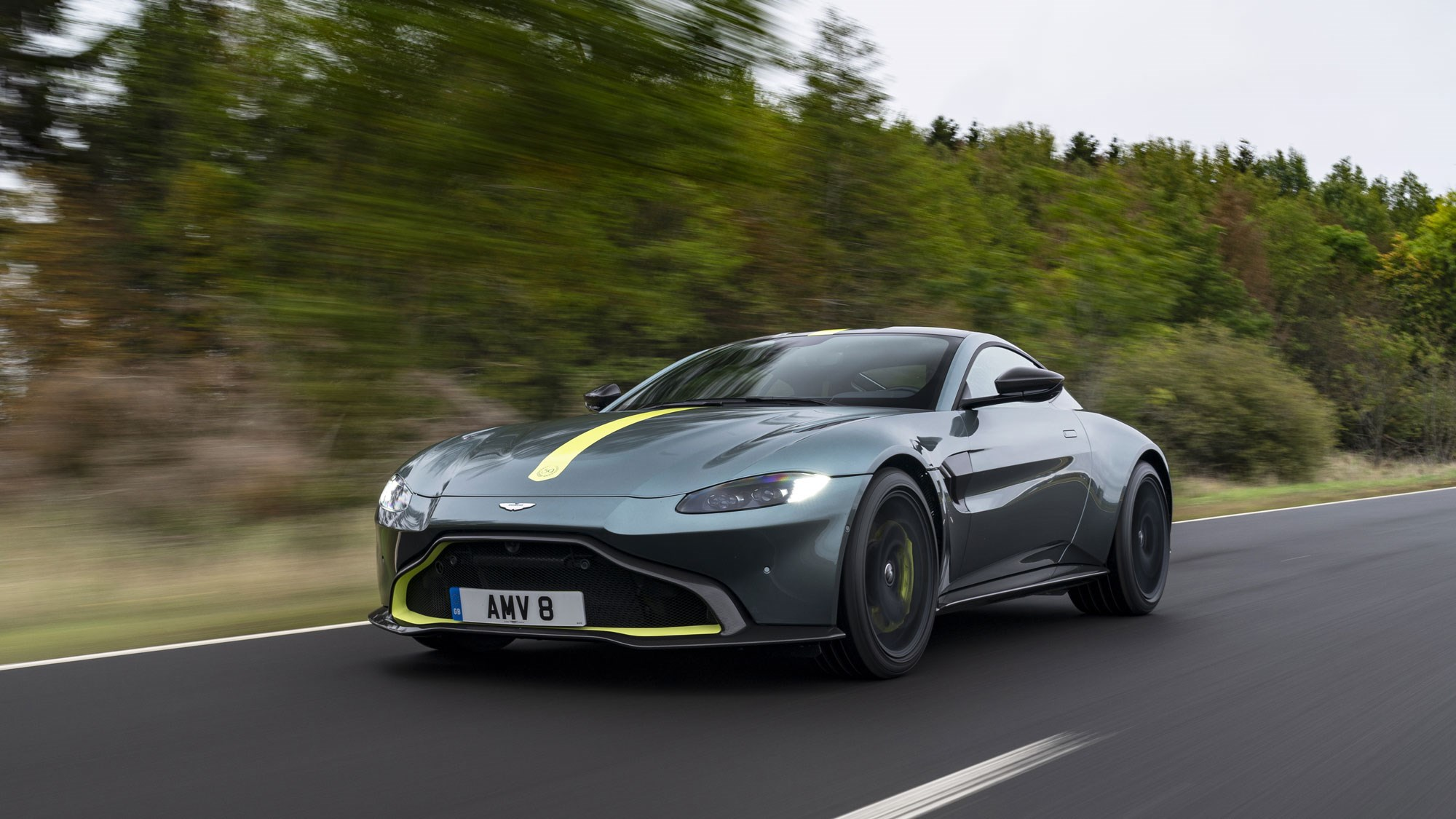 Aston Martin Vantage Amr Review Less Costs More Car Magazine