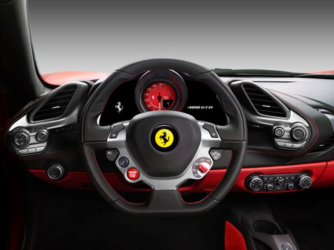 Behind the wheel of the new Ferrari 488 GTB