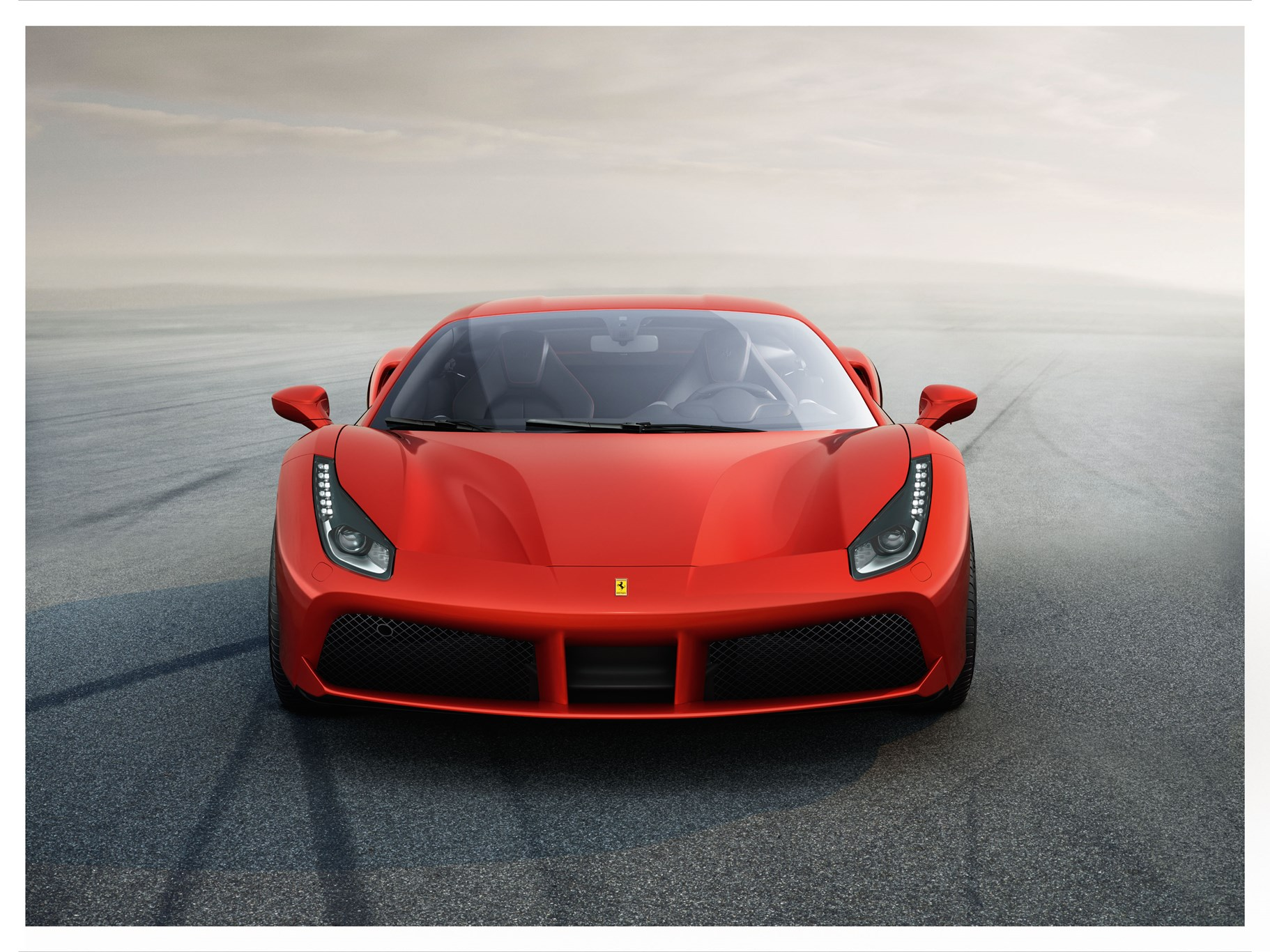 ferrari 488 gtb 458 italia replacement goes turbo - 2016 Ferrari 458 Replacement