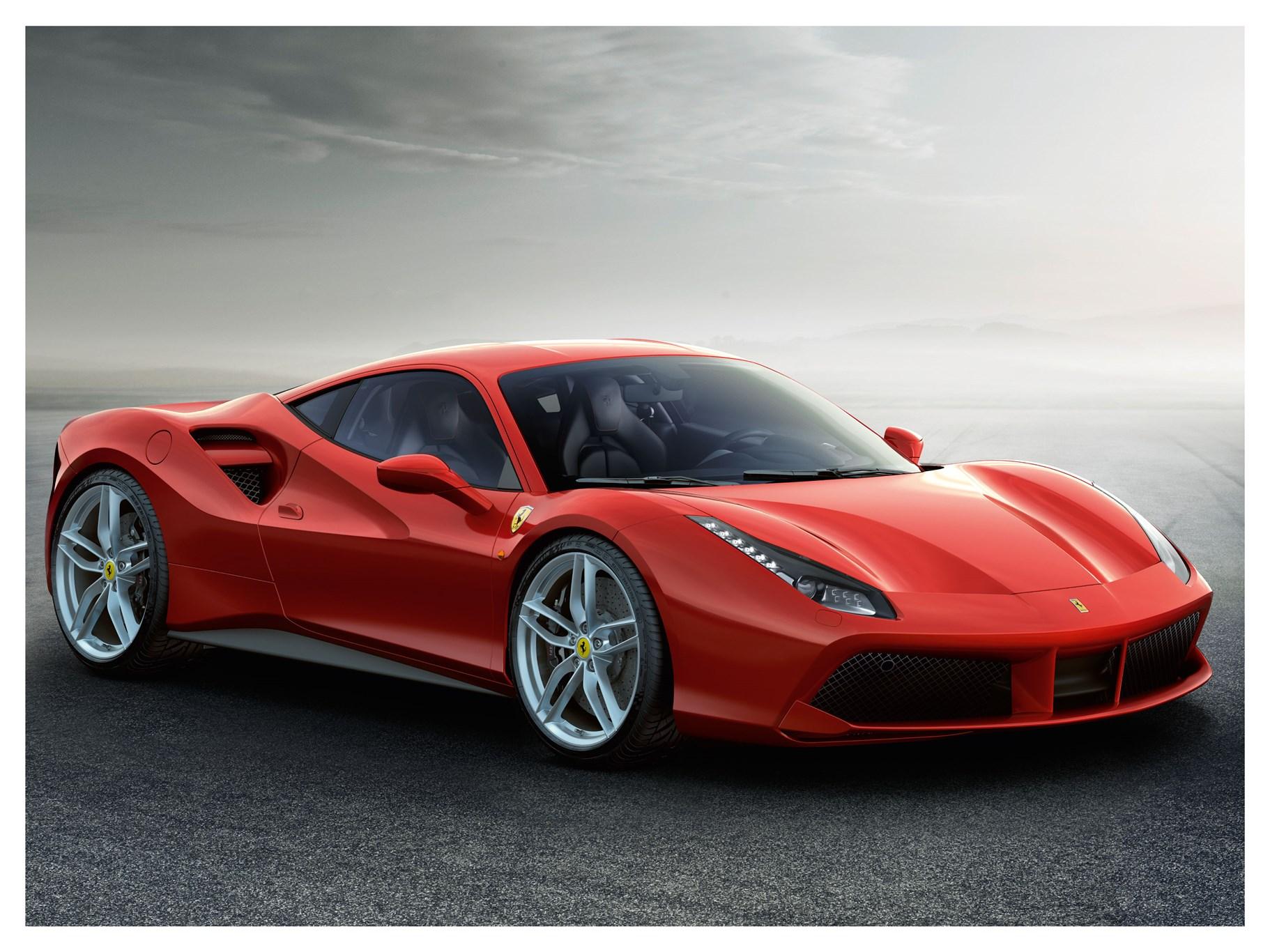 ferrari 488 gtb – 458 italia replacement goes turbocar magazine