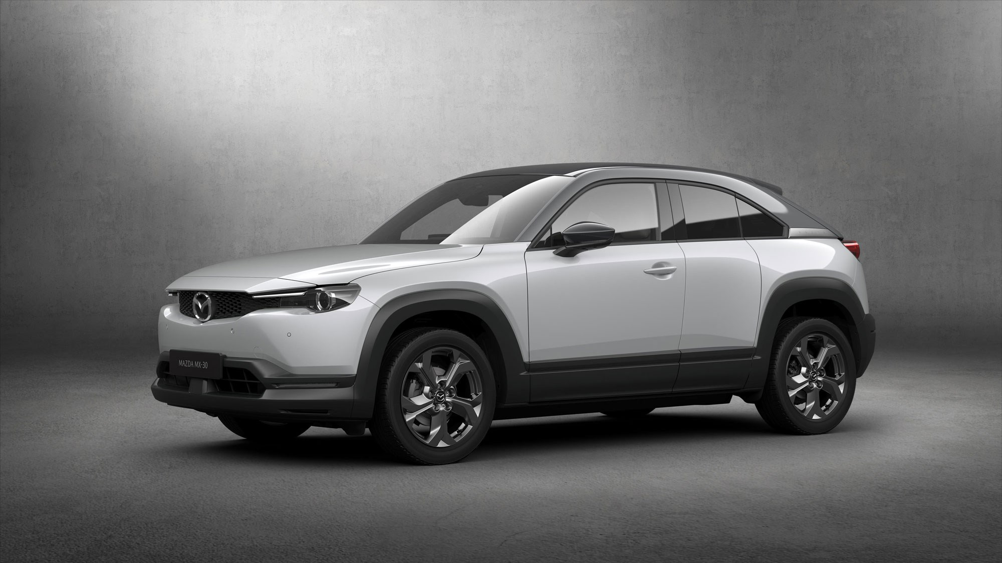 Mazda goes electric with MX-30 crossover