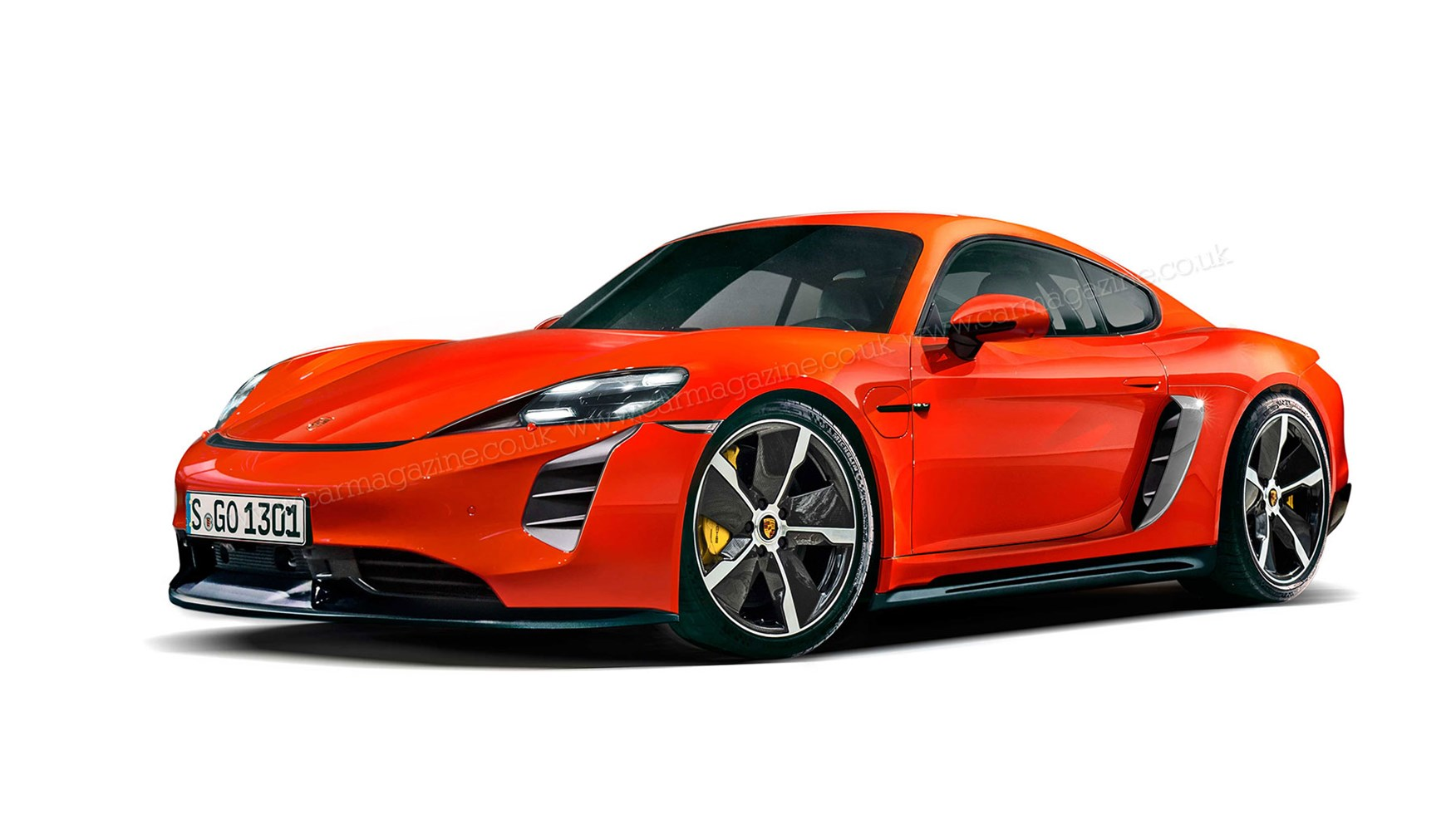 Heavy batteries stall plan for electric Porsche 3 Cayman and