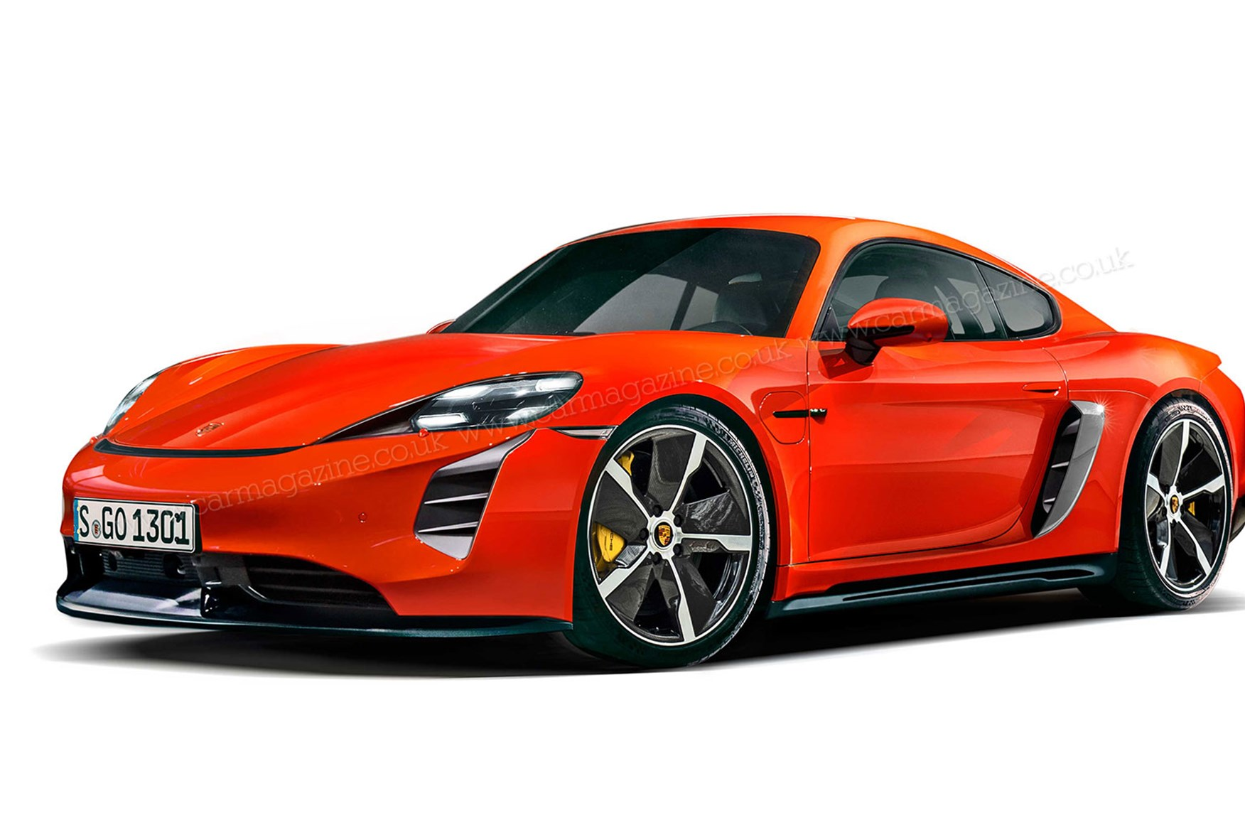 Heavy Batteries Stall Plan For Electric Porsche 718 Cayman And Boxster Car Magazine