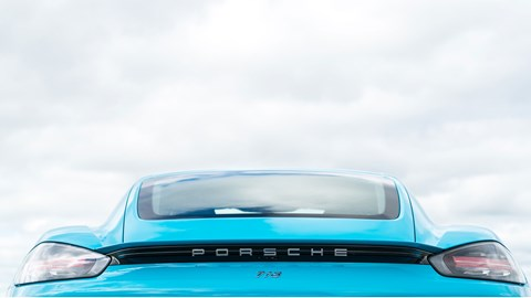 The petrol flat-four boxer engined 718 Cayman and Boxster will give way to an all-electric version around 2023