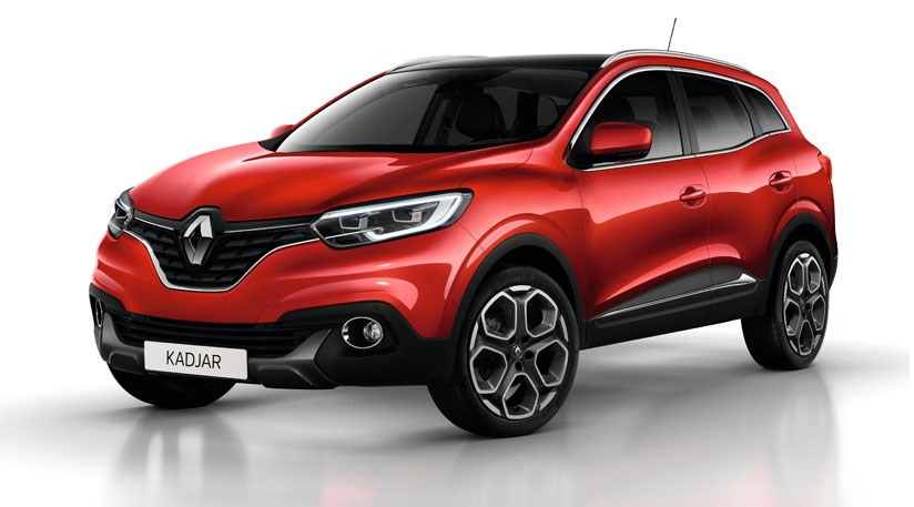 Renault Kadjar 2015 First Official Pictures Car Magazine