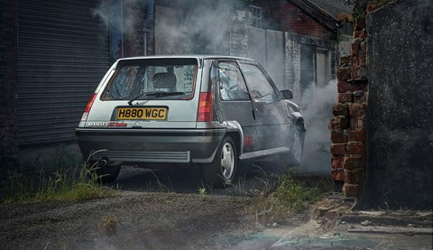Steve Moody picked the Renault 5 GT Turbo for his last gallon of unleaded