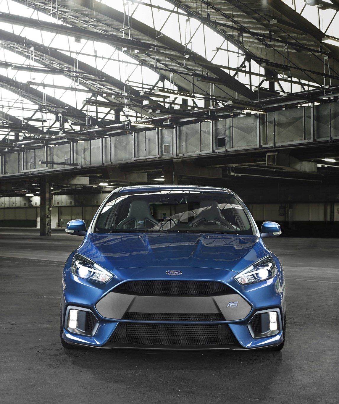 ford focus rs  2016   the third fast focus goes 4wd by car magazine
