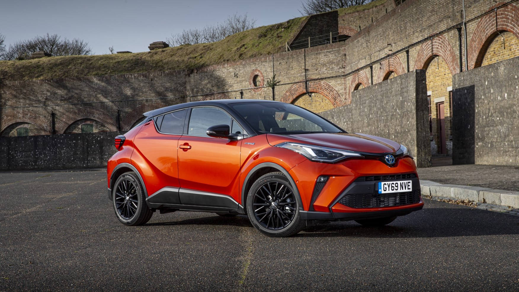 Toyota C-HR hybrid review: crossover wildcard