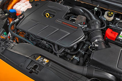 Focus ST engine