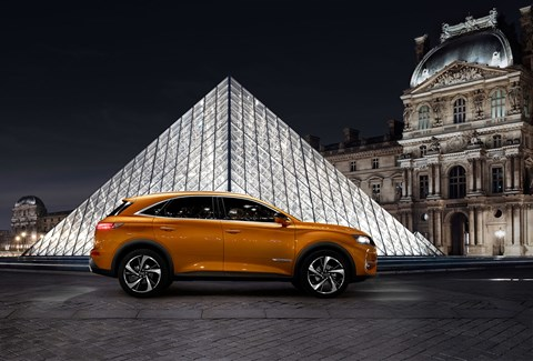 DS 7 Crossback: a move upmarket for the French brand